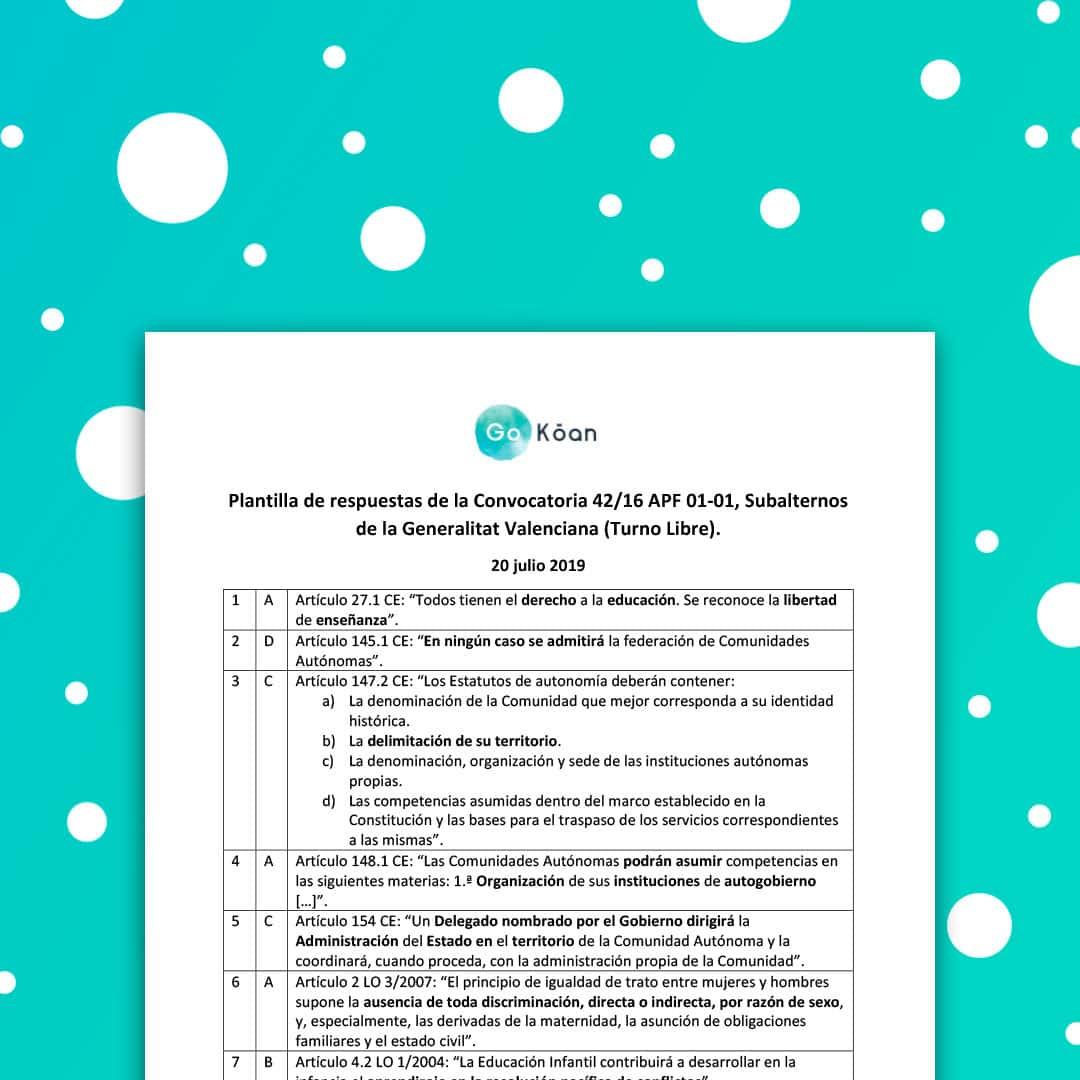 examen-oficial-subalterno-generalitat-valenciana-2019-turno-libre