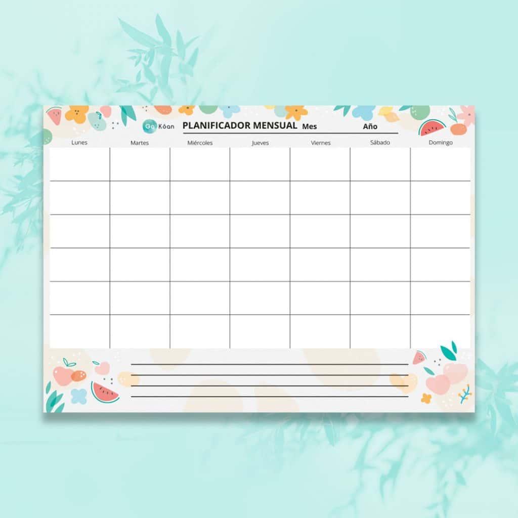 calendario-mensual-oposiciones