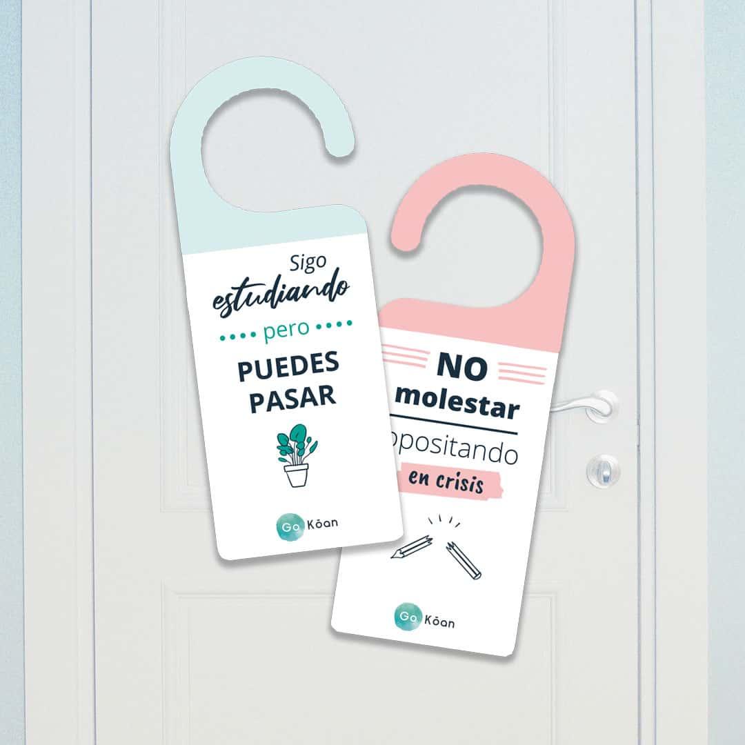 Colgador de puerta para opozulo