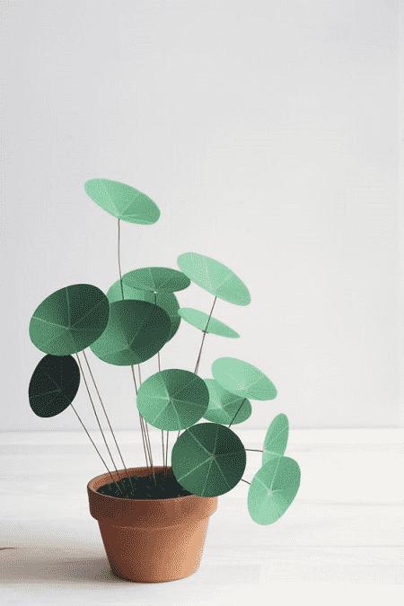 Imagen de una planta de papel