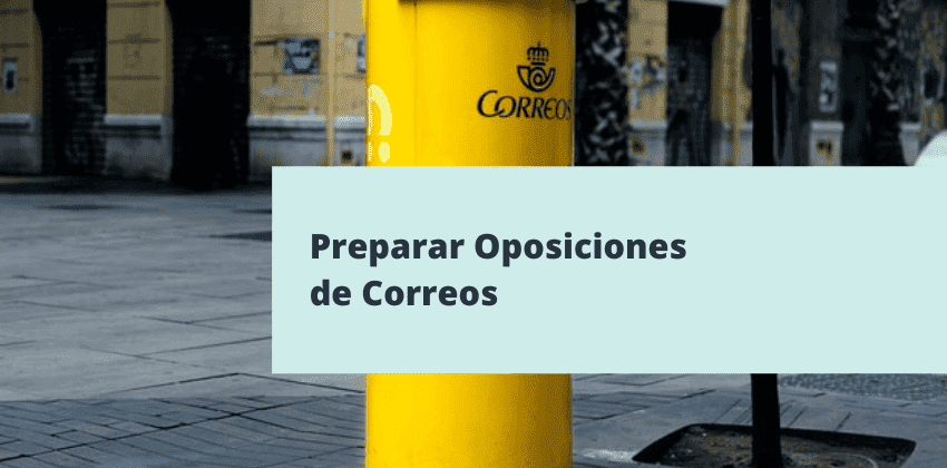 Cómo preparar oposiciones de coreos